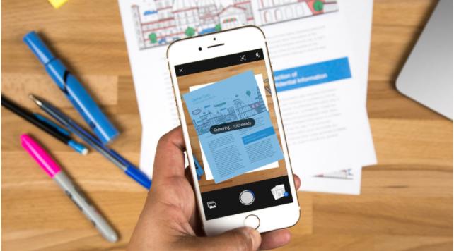 免費 Adobe Scan App 推出,手機掃描辨識中文文件媲美掃描機