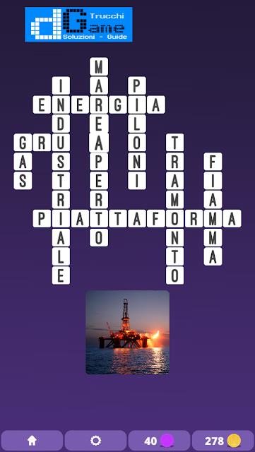 Soluzioni One Clue Crossword livello 9 schemi 12 (Cruciverba illustrato)  | Parole e foto