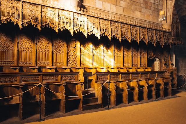 Real Monasterio de Santo Tomás en Ávila,