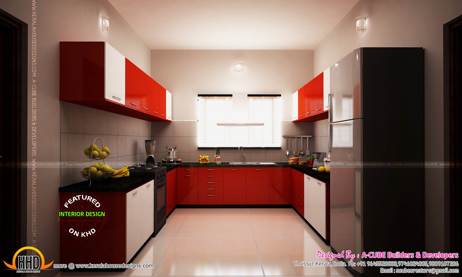 Modern Kerala Interior Designs Kerala Home Design And