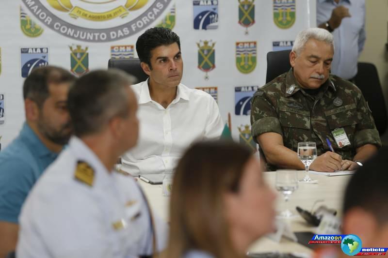 Governo do Pará e Forças Armadas instalam centro de combate ao desmatamento