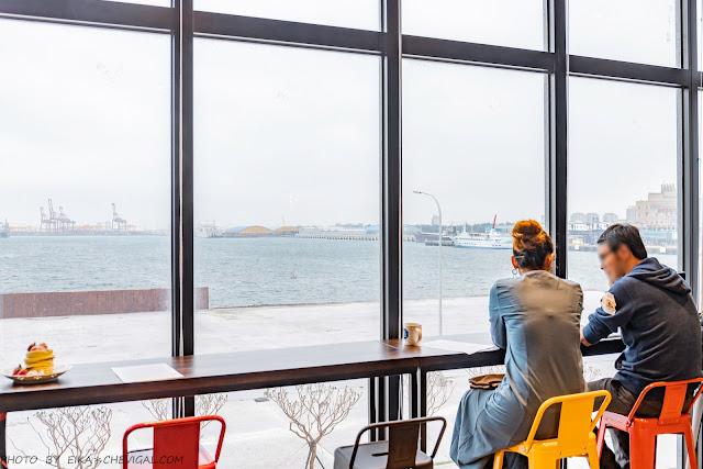 MG 8579 - 熱血採訪│台中最新180度海景咖啡,下午時刻人潮多,舒芙蕾要等半小時的ROSE HOUSE CAFE