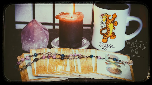 Coffee & Cards with The Enchanted Map Oracle