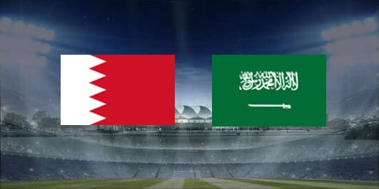 مباراة السعودية والبحرين بتاريخ 30-11-2019 كأس الخليج العربي 24