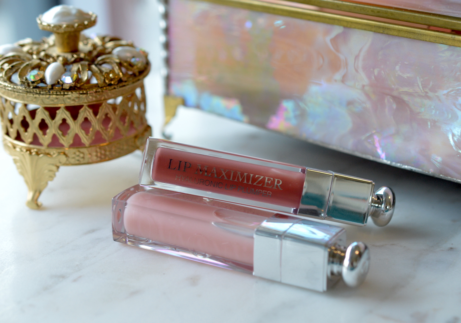 Dior Lip Maximizer gloss