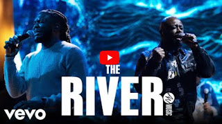 LYRICS + Video: The River - All Nations Music Ft. Todd Dulaney