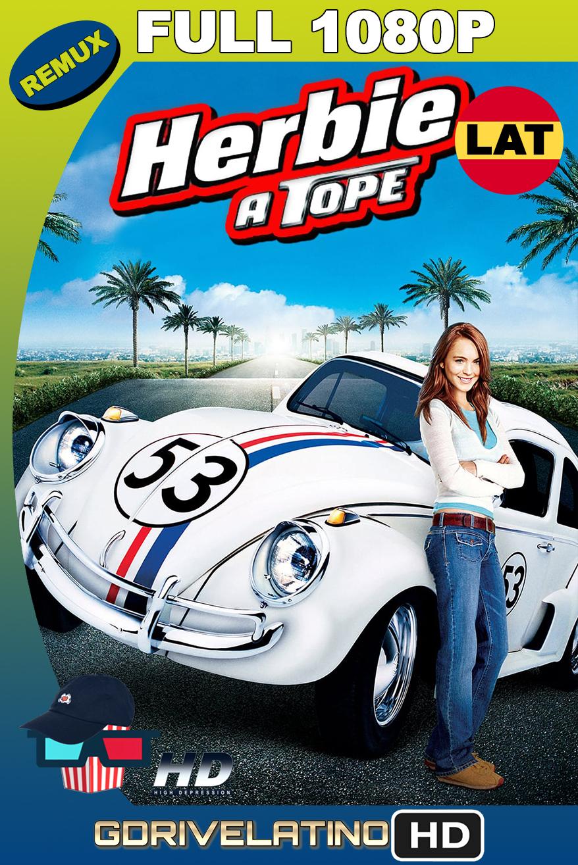 Herbie : A Toda Marcha (2005) BDRemux 1080p Latino-Ingles MKV