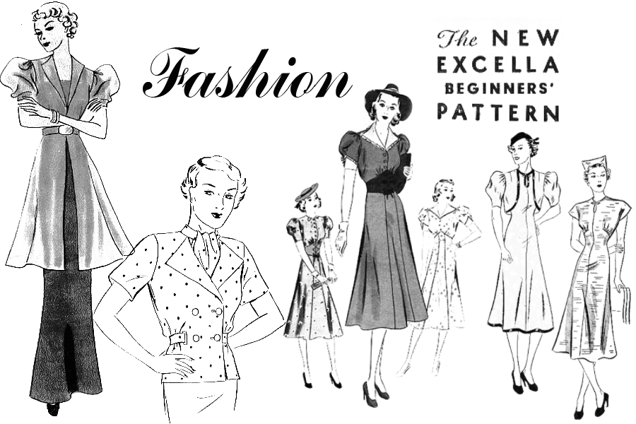 Vintage coloring pages 1950s ~ Coloring Clothing Fashion 1950s Coloring Pages