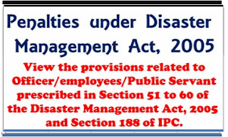 penalties-disaster-management-act-2005