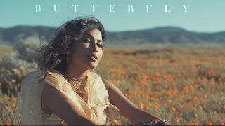 Vidya Vox,Butterfly Lyrics