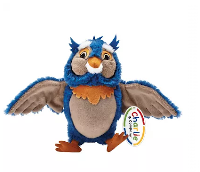 Socrates Plush Toy