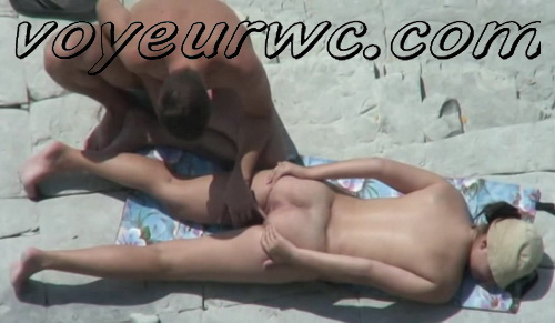 BeachHunters Sex 22574-22641 (Nude beach sex with nudist couples filmed on voyeur cam)