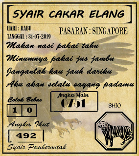 SYAIR  SINGAPORE  31-07-2019