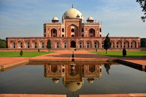 Humayun Tomb Tourism Place Delhi