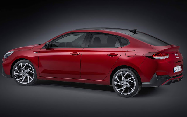 Novo Hyundai i30 2021