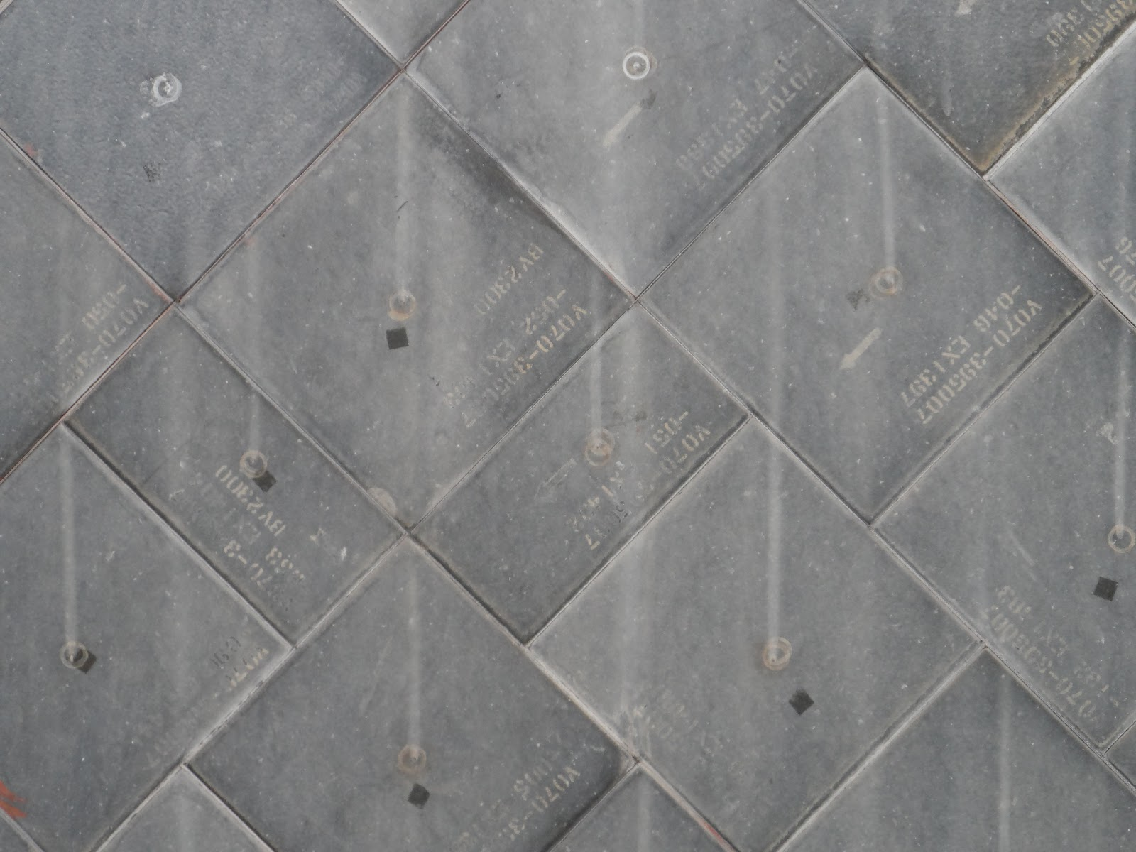 space shuttle heat shield tiles - photo #1