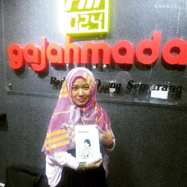Bedah Buku How To Reset Your Life Di Radio