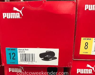 Costco 1173095 - Puma Men's Starcat Tech Slide Sandals: comfortable and practical