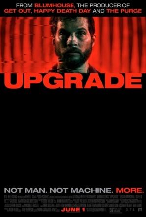 Habrá secuela televisiva de Upgrade (Ilimitado)