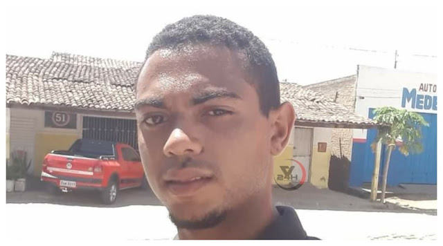 Jovem é assassinado no conjunto Itatiunga em Patos, no Sertão do Estado