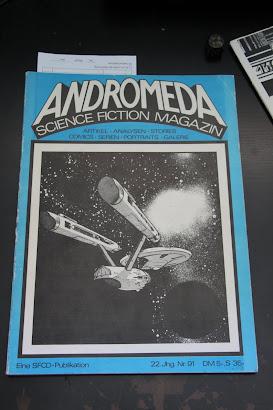 Eine Zeitschrift von 1991