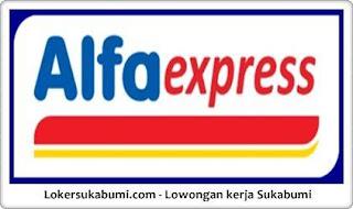 Lowongan Kerja Alfamart (Alfa Express) Sukabumi & Cianjur