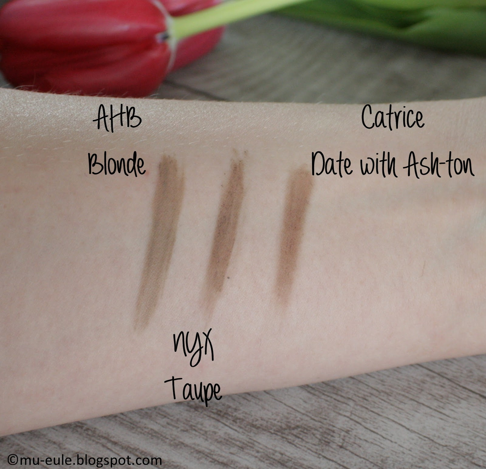 nyx micro brow pencil taupe i just came for the make up. Black Bedroom Furniture Sets. Home Design Ideas