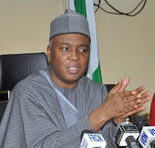 Nigerian leaders, senators also feel the pain caused by current economic recession - Saraki