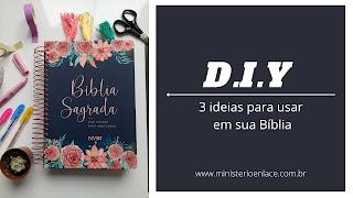 acessórios para Bíblia