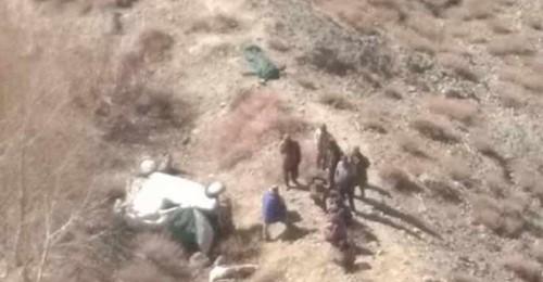 हिमाचल: अनियंत्रित होकर खाई में गिरी कार, एक ही गांव के दो युवकों की मिली दर्दनाक मौत
