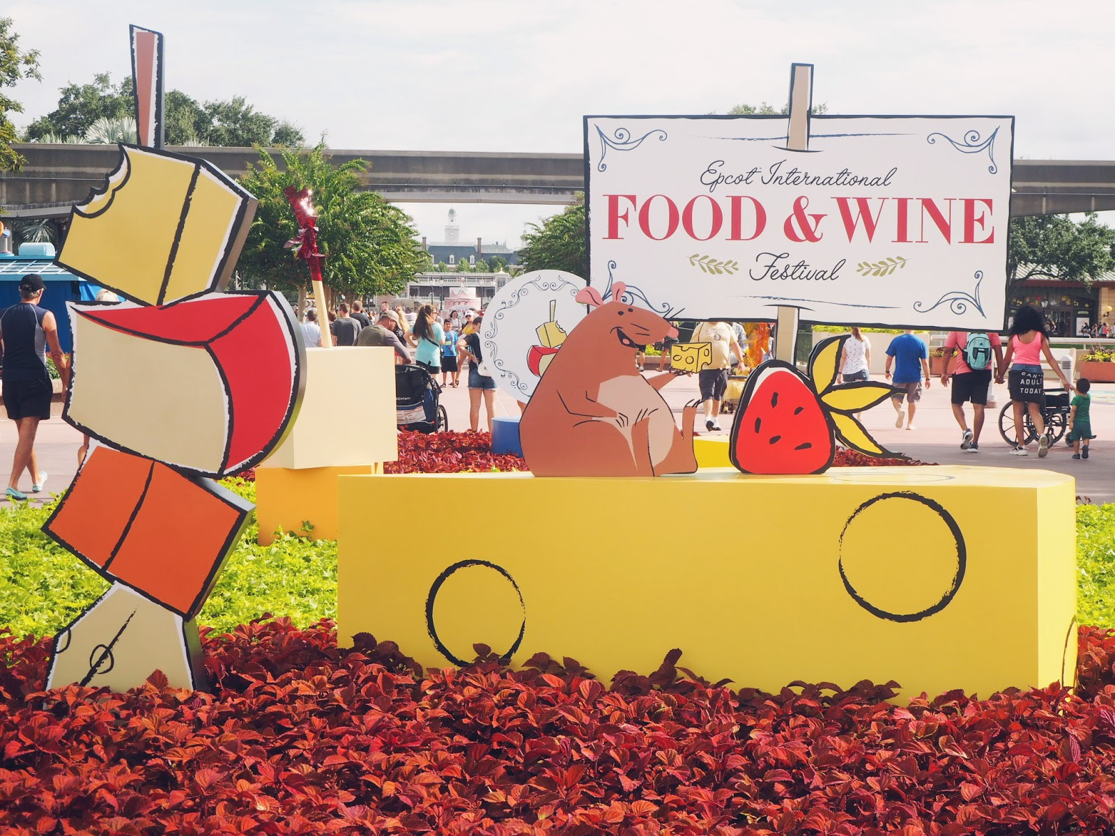 My favourites from the 2019 Epcot Food & Wine Festival