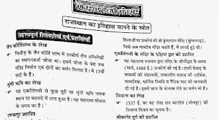 Lucent Rajasthan GK in Hindi PDF Download