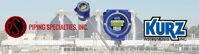 Kurz Flowmeter for Wastewater Applications