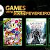 Games With Gold - Fevereiro de 2019