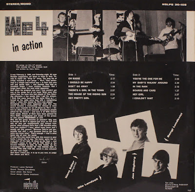 We 4 -  In Action (1966)