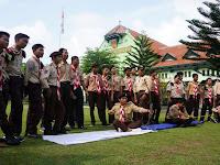 Kodim 0734/Yogyakarta  Memupuk semangat toleransi melalui Saka Wira Kartika