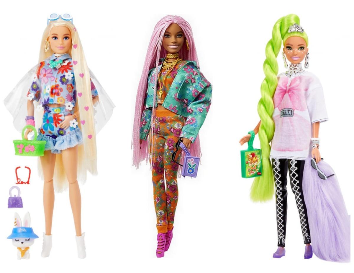 extra barbie dolls
