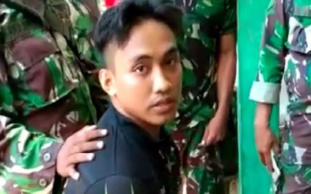 Cerita Pratu Iqbal, Prajurit TNI yang Selamat saat Detik-detik Serangan Teror*s di Papua Barat