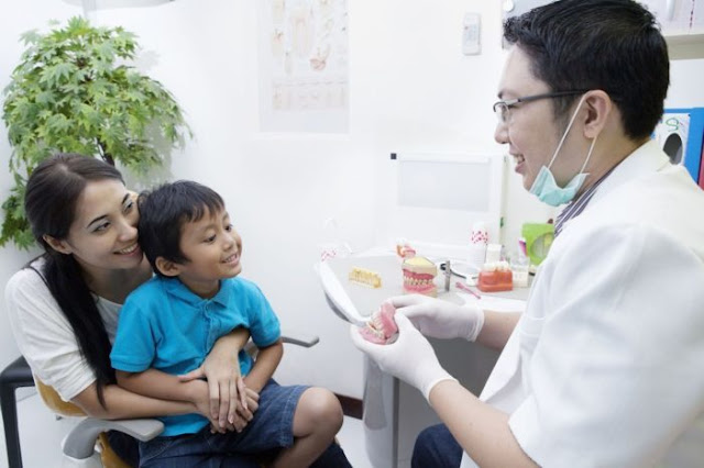 Spesialis Kedokteran Gigi Anak