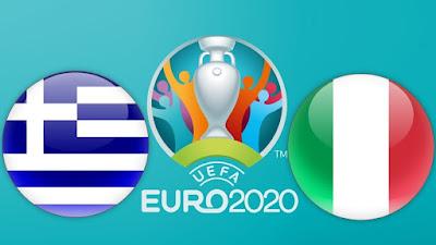 مشاهدة مباراة إيطاليا واليونان بث مباشر اليوم 12-10-2019 في تصفيات اليورو 2020