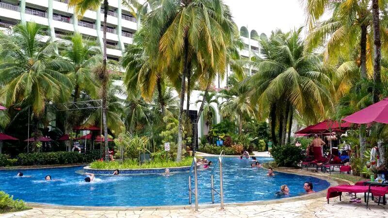 Trip To Penang Malaysia Batu Ferringhi Parkroyal