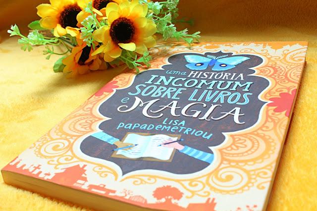 Livro 78°: Uma história incomum sobre livros e magia