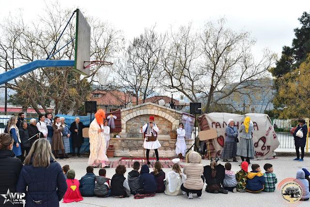 Αρβανίτικος Γάμος, η Καμήλα και γλέντι μέχρι το πρωί στο Μετόχι