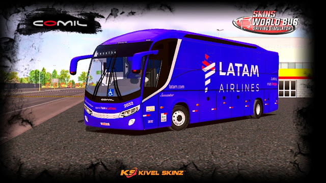 COMIL 1200 4X2 - LATAM AIRLINES