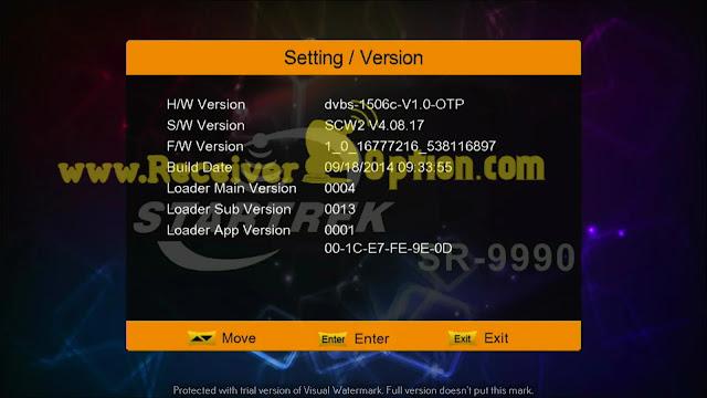 SPHE1506C_DDRII BOX V1.2 BOARD TYPE HD RECEIVER FLASH FILE