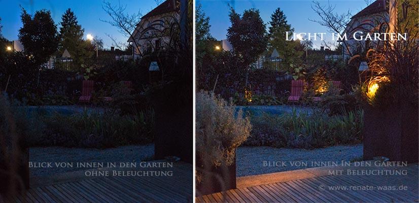 Gartenblog Geniesser Garten Licht Im Garten