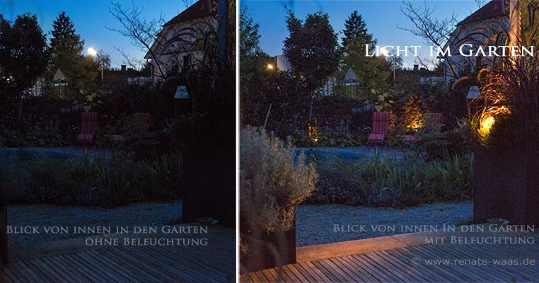 gartenblog geniesser garten licht im garten. Black Bedroom Furniture Sets. Home Design Ideas