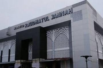 Lowongan Kerja Pekanbaru : Raudhatul Jannah Islamic Center Juni 2017
