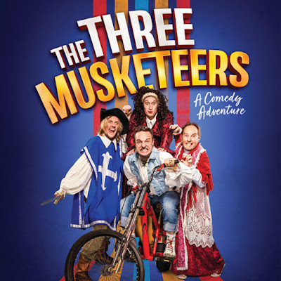 The Three Musketeers: A Comedy Adventure from Le Navet Bete