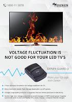 DENEN GUARD-3 (TV Stabilizer)